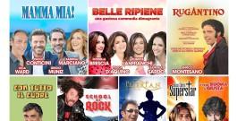 @teatrosistina   Aspettando la nuova stagione 2018 / 2019 delle commedie storiche e dei grandi musical